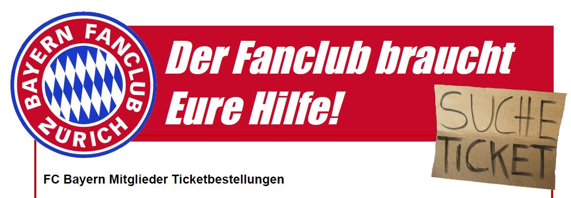 ticketbestellungen