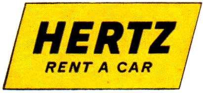 Hertz logo old