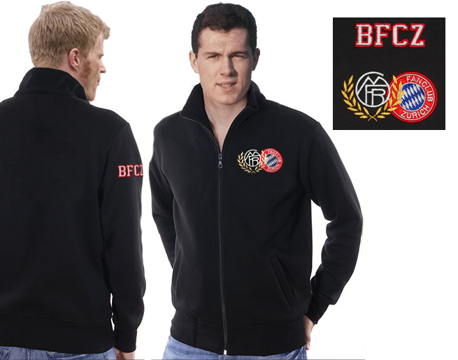 BFCZ Trainingsjacke
